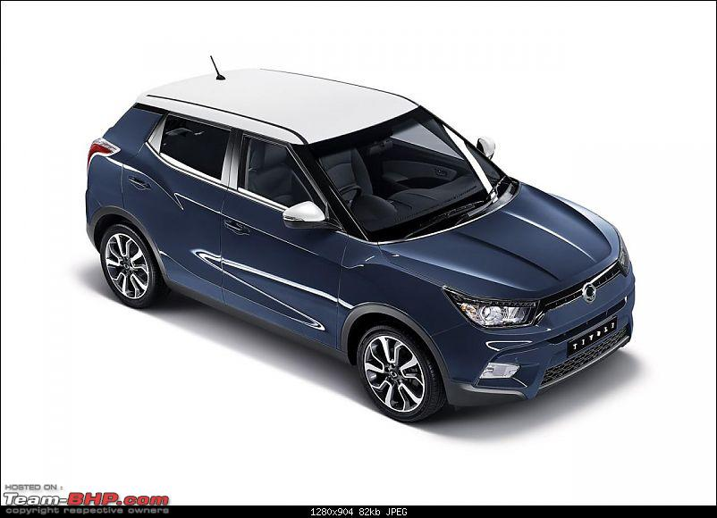 SsangYong X100 compact crossover to be called Tivoli-tivoli5.jpeg