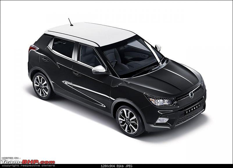SsangYong X100 compact crossover to be called Tivoli-tivoli6.jpeg