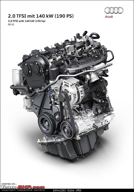 Audi introduces all-new 2.0 TFSI engine for the 2016 A4!-2016audia4new2.0tfsiengine.jpg