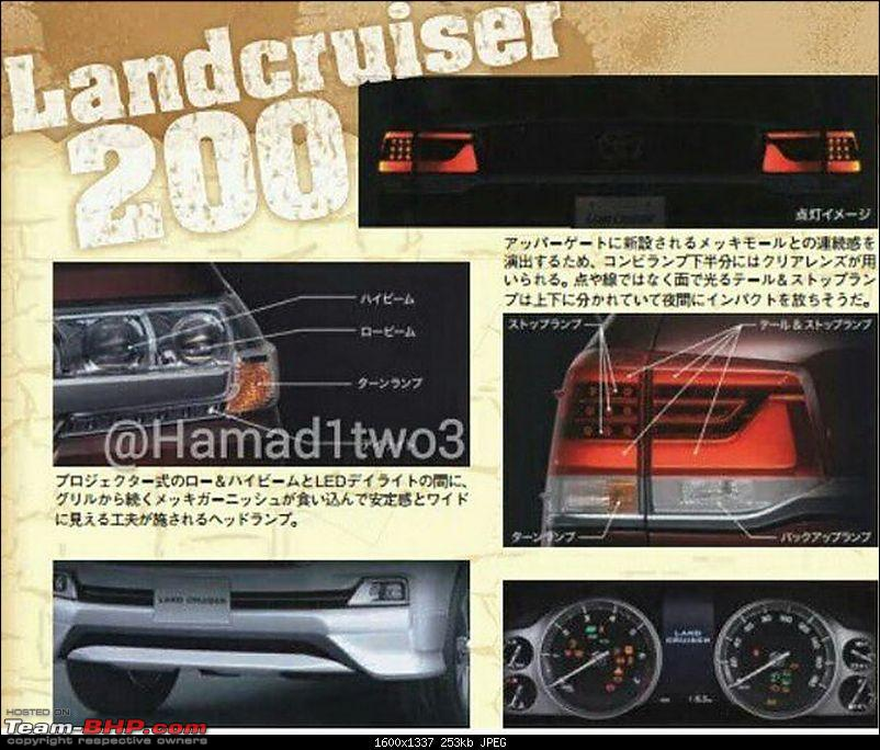 2016 Toyota Land Cruiser - Pics leaked. EDIT: Launched in India at Rs 1.29 cr-toyotalandcruiser20162.jpg
