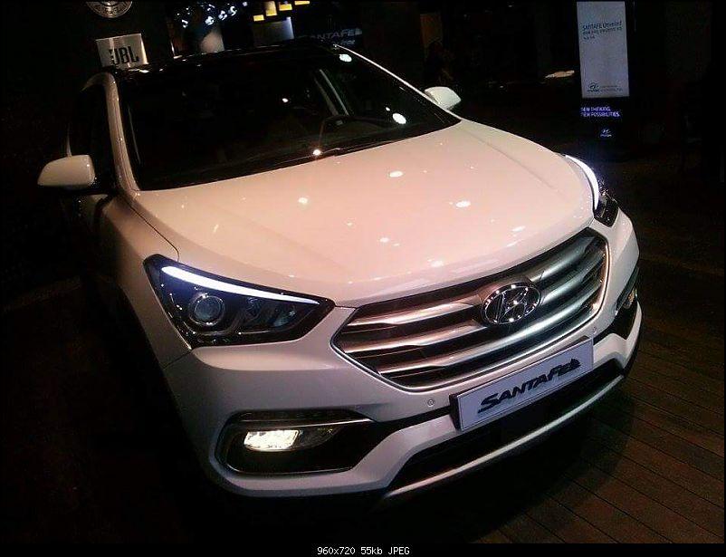 Korea: Updated Hyundai Santa Fe launched-2016hyundaisantafesouthkorea4.jpg