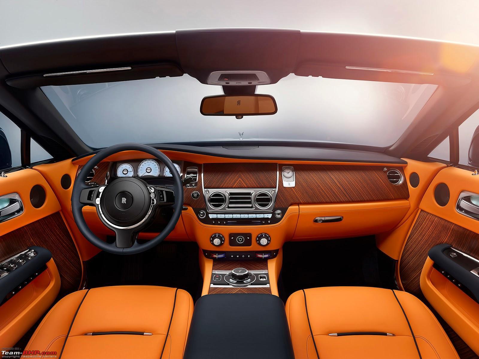Rolls Royce Names Its Next Car Dawn Team Bhp