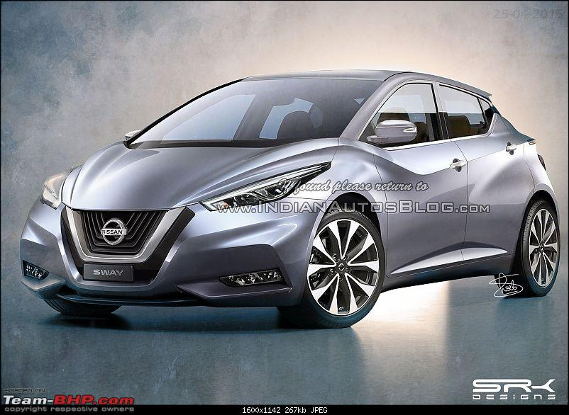 The Next-gen Nissan Micra. EDIT: Revealed at Paris Auto Show-nissansway2017nissanmicraiabrendering.jpg
