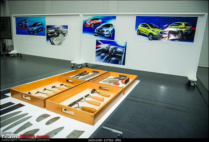 Through an Enthusiast's eyes : A visit to Nissan-Datsun Headquarters & Technical Center, Japan-claymodeltool.jpg