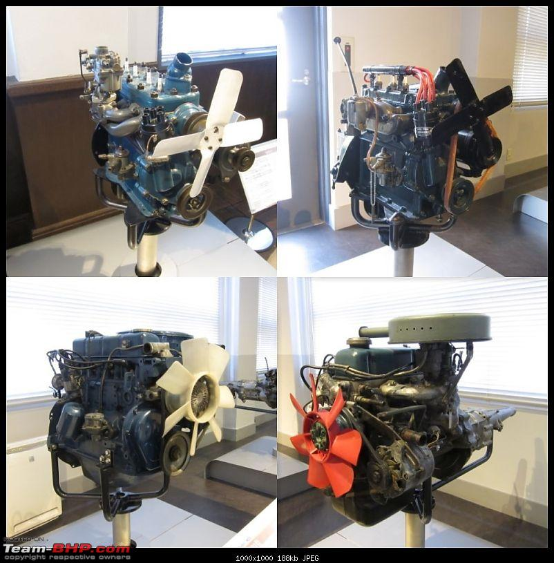 Through an Enthusiast's eyes : A visit to Nissan-Datsun Headquarters & Technical Center, Japan-engine1.jpg