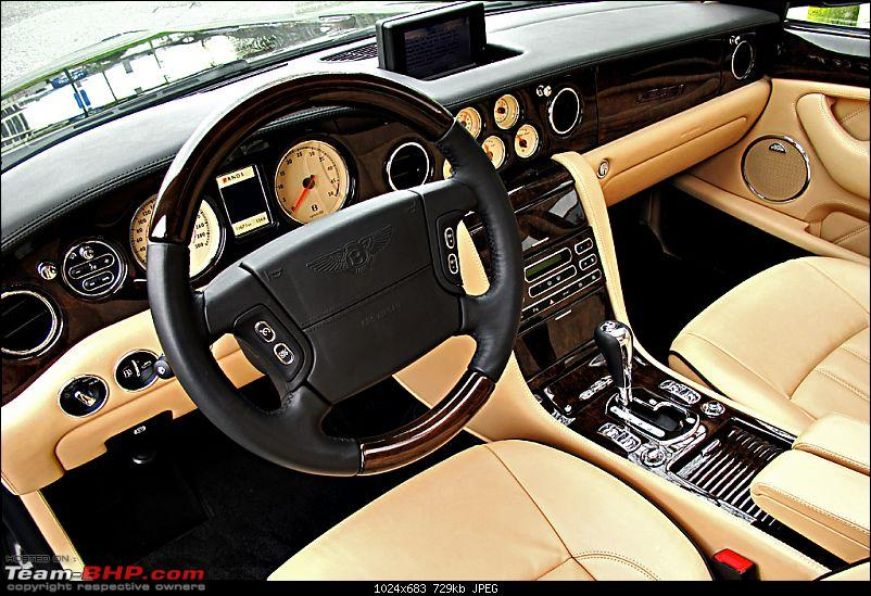 Bespoke luxury : The story of Rolls-Royce & Bentley-2009bentleyarnagerblackdash.jpg