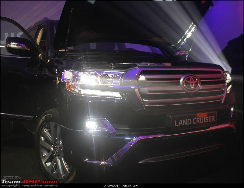 2016 Toyota Land Cruiser - Pics leaked. EDIT: Launched in India at Rs 1.29 cr-img_6313.jpg
