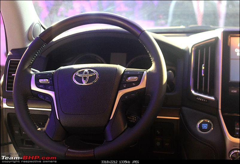 2016 Toyota Land Cruiser - Pics leaked. EDIT: Launched in India at Rs 1.29 cr-img_6369.jpg