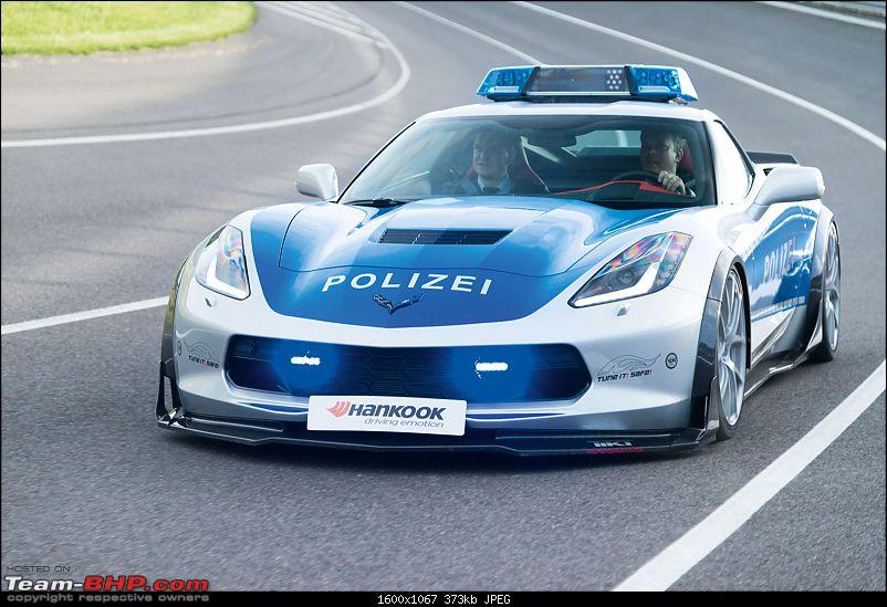 Ultimate Cop Cars - Police cars from around the world-corvette11.jpg