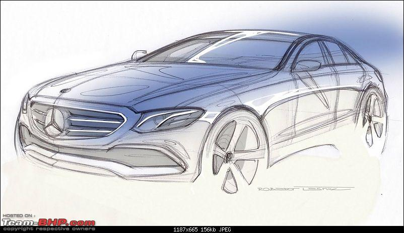2016 Mercedes E-Class (W213) spied! Edit: Now unveiled-1.jpg
