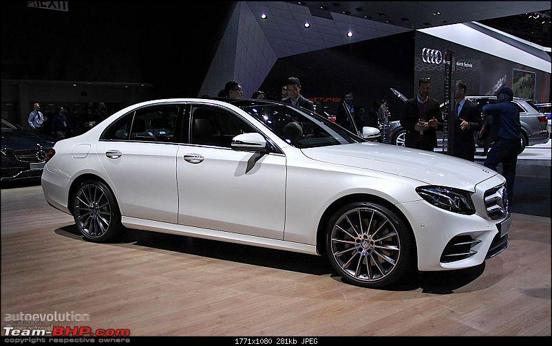2016 Mercedes E-Class (W213) spied! Edit: Now unveiled-2.jpg
