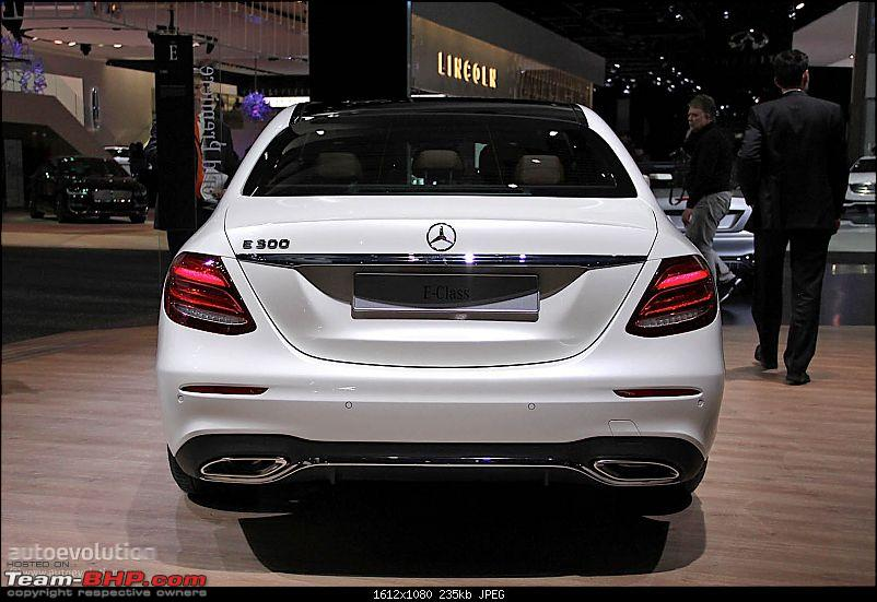 2016 Mercedes E-Class (W213) spied! Edit: Now unveiled-4.jpg