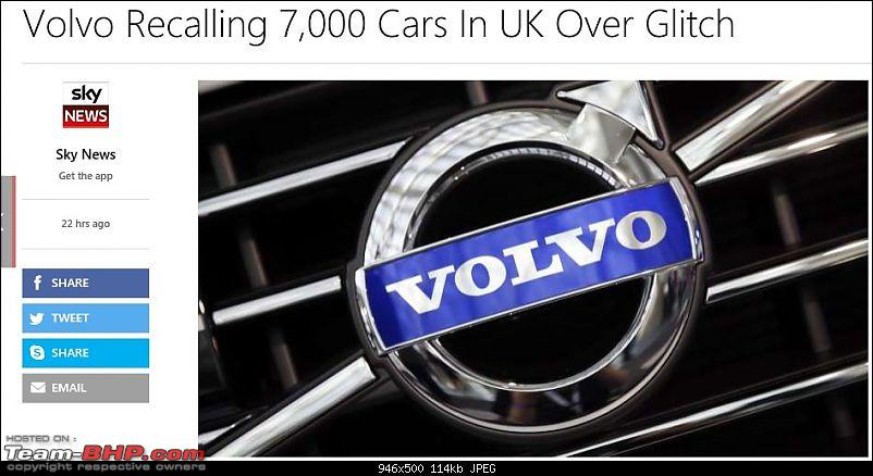 Volvo recalling 7,000 diesel cars (including S60 & XC60) for engine stalling problem-volvo.jpg