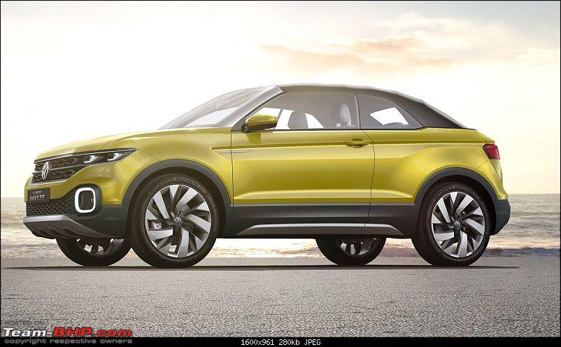 Volkswagen T Cross - A Compact Crossover based on the Polo-vwtcrossbreezeconcept9.jpeg