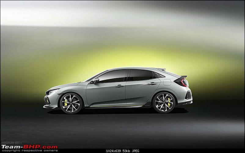 Honda unveils Civic hatchback 'prototype' in Geneva-hondacivichatchbackconceptgenevaside.jpg