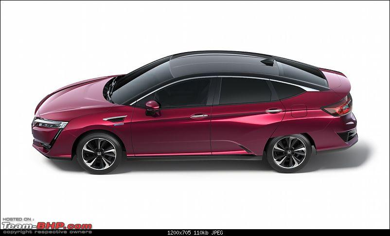 Honda starts sales of Fuel Cell Car in Japan-clarity2.jpg