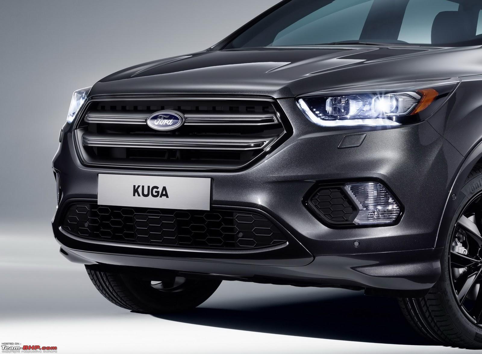 The 2017 Ford EcoSport Facelift 2017fordkuga8