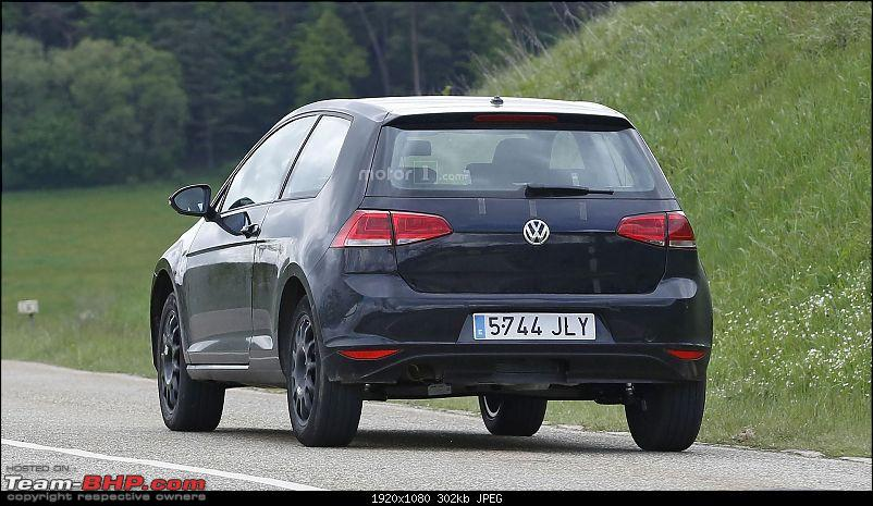Rumour: Volkswagen T Cross. Compact Crossover based on Polo-2.jpg