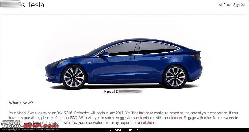 The Tesla Model 3, a ,000 sedan. Bookings accepted from India!-13268312_810024889096993_4378076811497297578_o.jpg