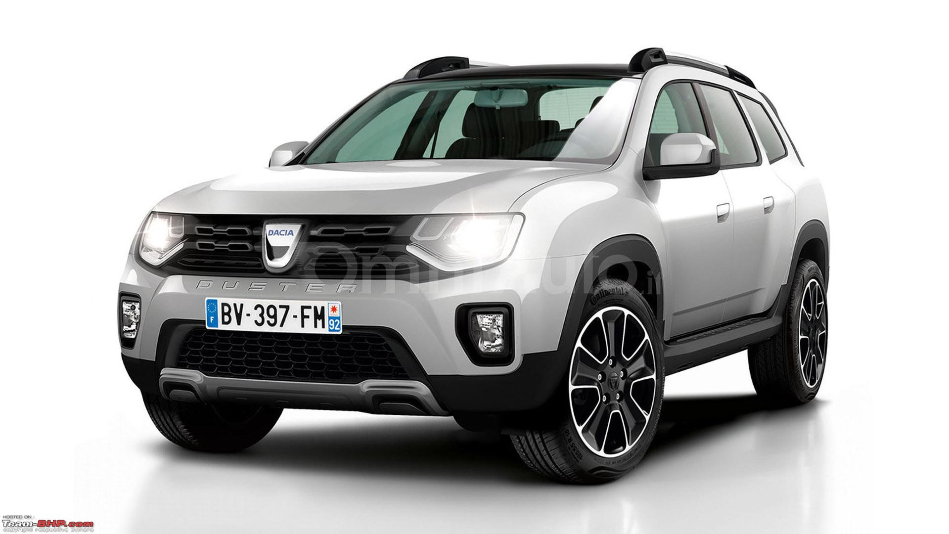 next generation renault dacia duster caught testing team bhp. Black Bedroom Furniture Sets. Home Design Ideas