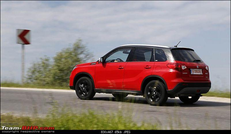 Next-generation Suzuki Vitara caught. EDIT: Now launched in Europe-2016suzukivitara830x467.jpg