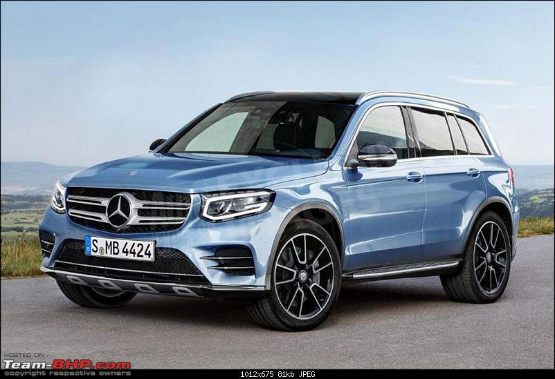 Photo Gallery Spied All New Mercedes Glb Suv Team Bhp