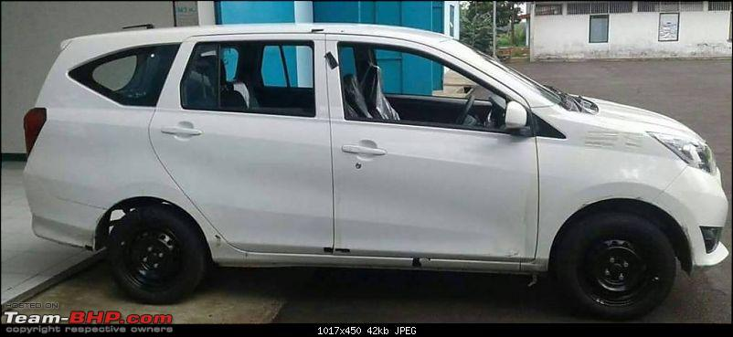 Toyota Calya - New low cost MPV spied in Indonesia-diahatsusigrarebadgedtoyotacalyaspied.jpg