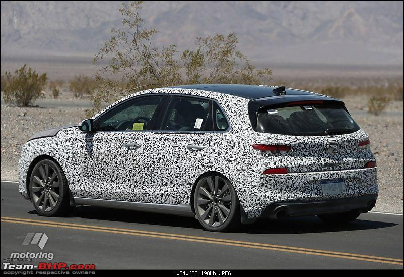 The Hyundai i30 Hatchback-hyundaii30spy571.jpg