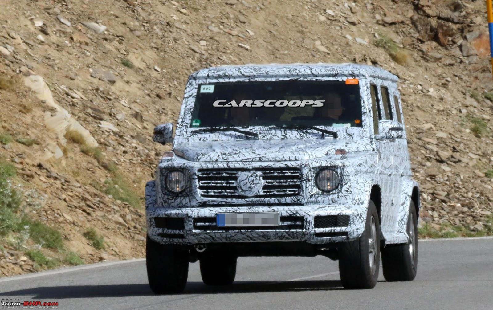 New G Cl 2018 Car News And Reviews