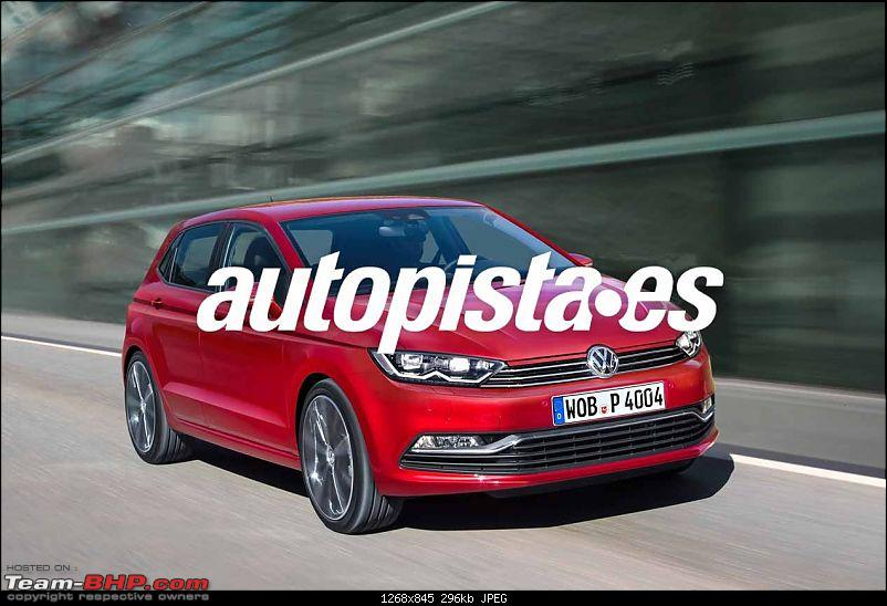 Details of the next-generation Volkswagen Polo emerge!-imagegallery4766157dbb0629c23e.jpg