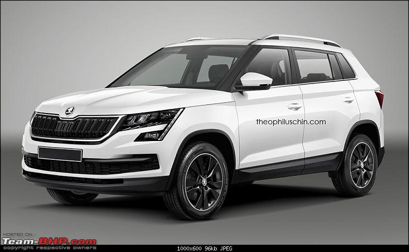 Next-gen Skoda Yeti coming in 2018. EDIT: Named Karoq-29618628006_773e3aaccc_b.jpg