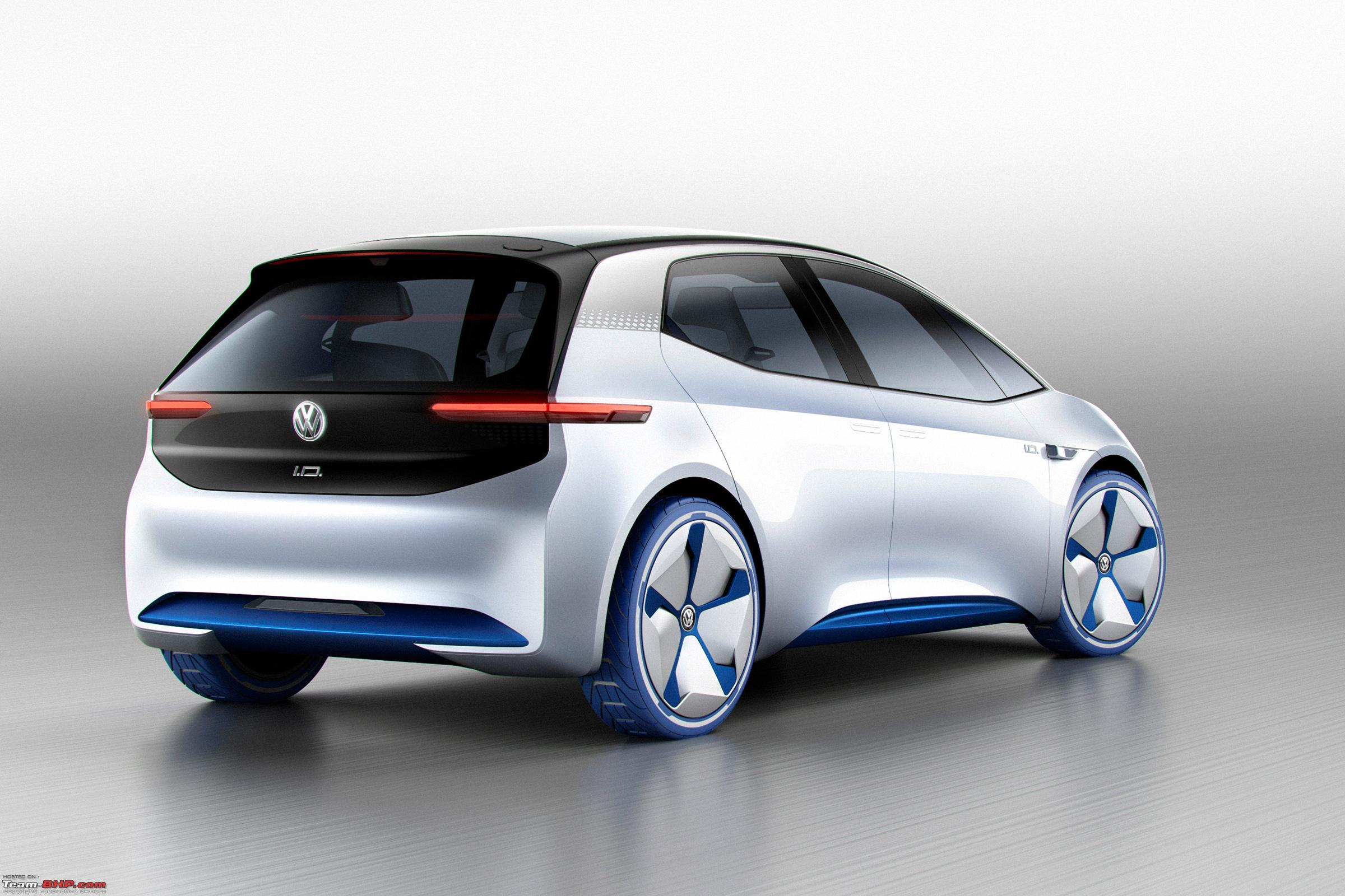 Volkswagen Plans New Electric Vehicle With A 500 Km Range
