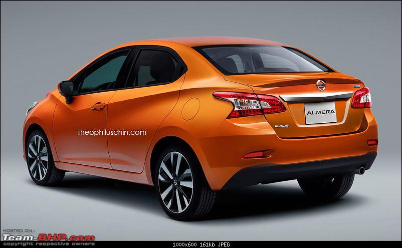 The Next-gen Nissan Micra. EDIT: Revealed at Paris Auto Show-29497197023_10f092708d_b.jpg