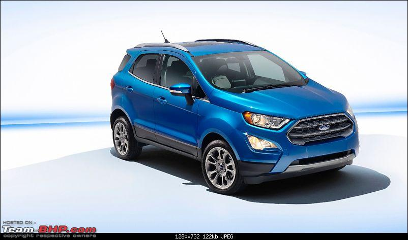Ford EcoSport facelift revealed for North America-2017fordecosportfaceliftfrontthreequartersstudioimage.jpg