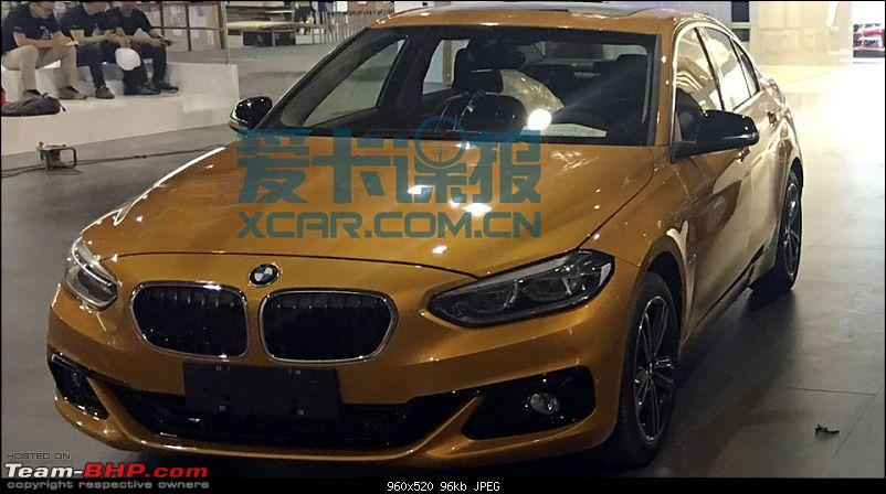 Spy Shots: BMW 1-Series 'Sedan' (F52). EDIT, now unveiled!-1.jpg