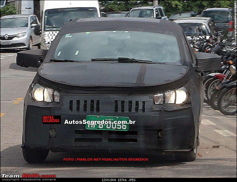 Fiat begins testing the next-generation Punto. EDIT: Named Argo-flagra_fiat_x6h_2018.jpg