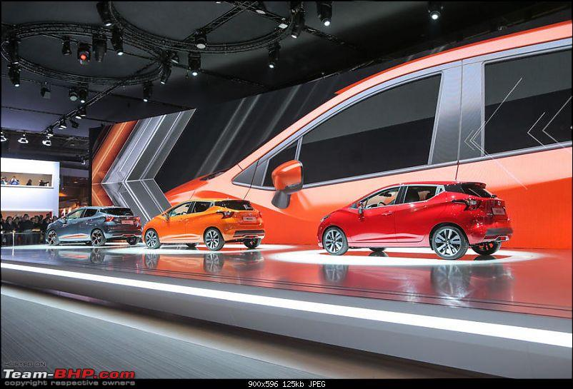 The Next-gen Nissan Micra. EDIT: Revealed at Paris Auto Show-paris2016795.jpg