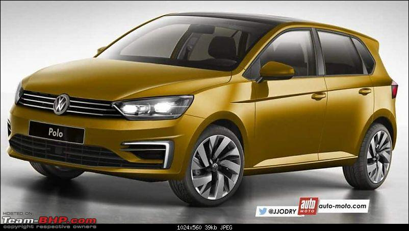 Details of the next-generation Volkswagen Polo emerge. EDIT: Unveiled in Berlin-volkswagenpolo6projecao1.jpg
