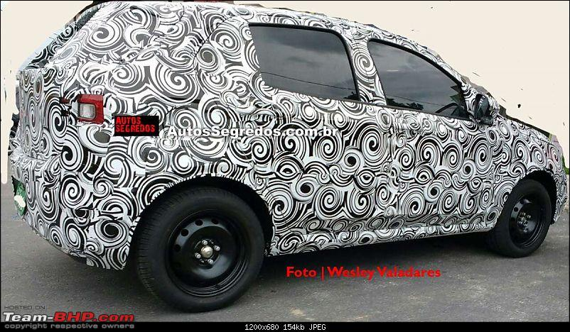 Fiat begins testing the next-generation Punto. EDIT: Named Argo-flagrafiatx6h4.jpg