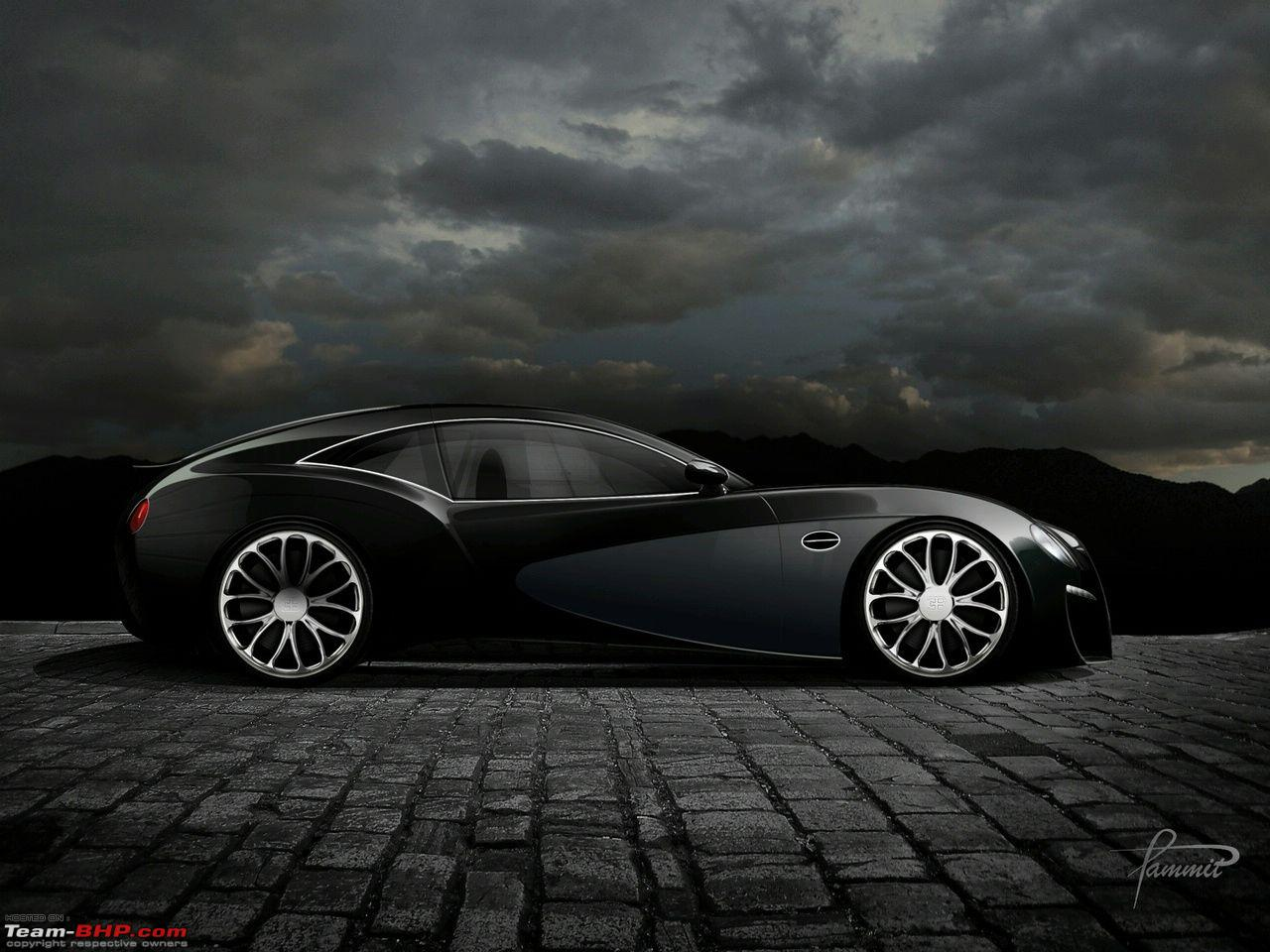 New Bugatti Model Teased On Party Invitation Edit Bugatti Bordeaux