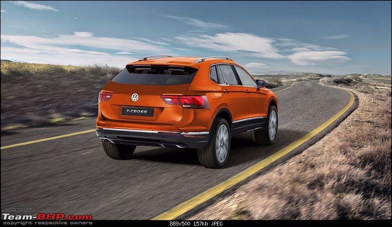 Volkswagen T Cross - A compact crossover based on the Polo. EDIT: Now unveiled-volkswagentcross.jpg
