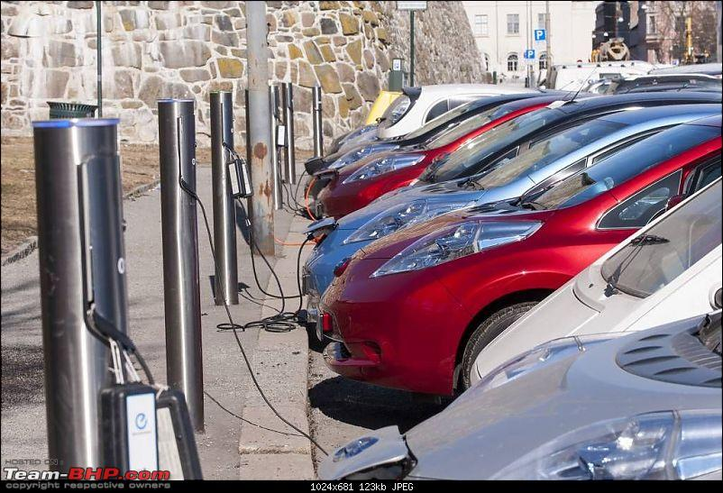 Norway's achievement - 50% of new cars are electric or hybrid-norway-electric.jpg