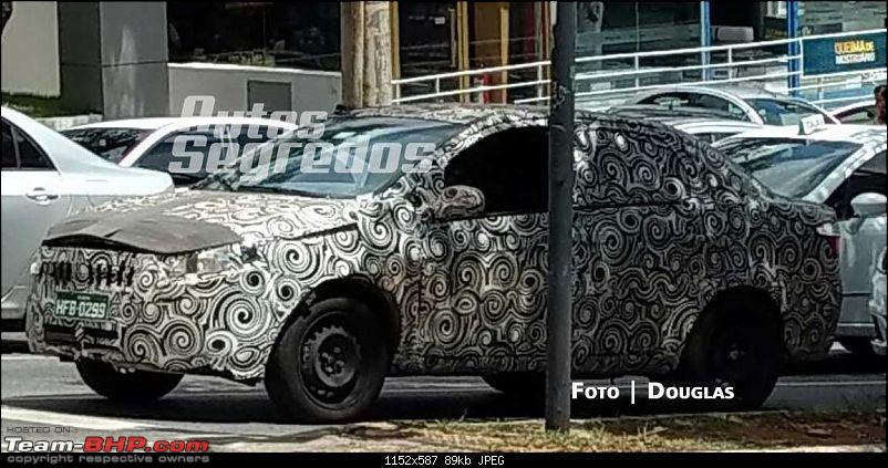 Fiat begins testing the next-generation Punto. EDIT: Named Argo-flagrafiatx6s.jpg