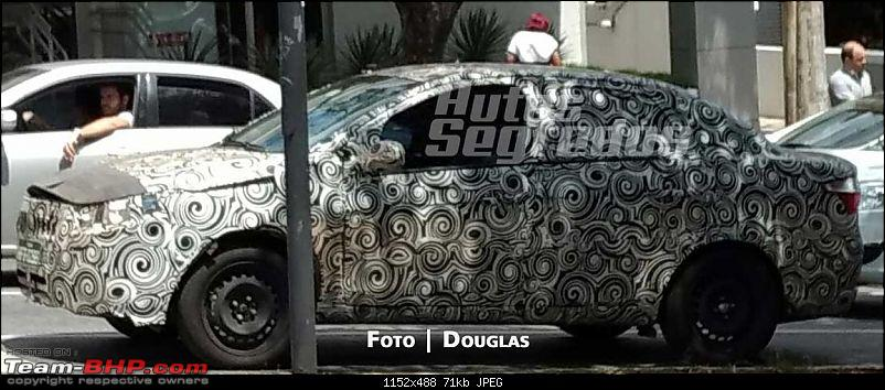 Fiat begins testing the next-generation Punto. EDIT: Named Argo-flagrafiatx6s2.jpg