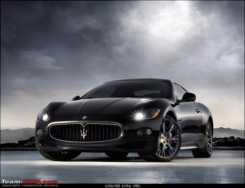 The Maserati GranTurismo-First pictures-1.jpg