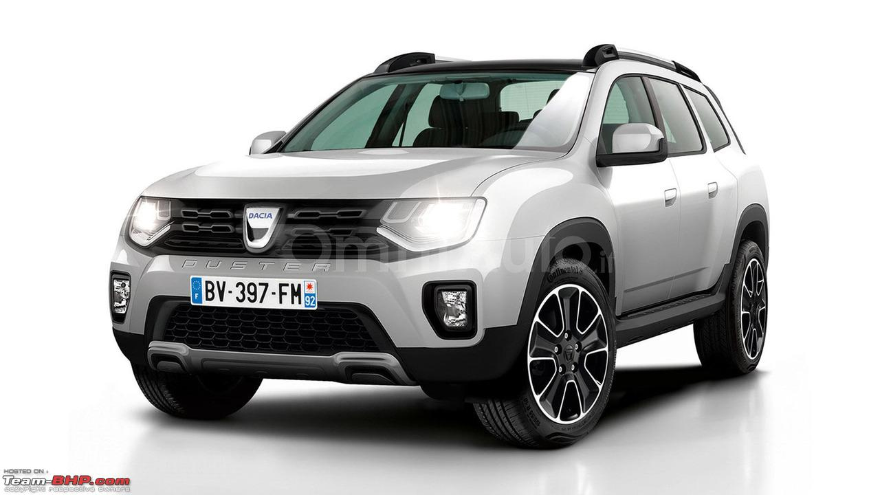 next generation renault dacia duster caught testing page 2 team bhp. Black Bedroom Furniture Sets. Home Design Ideas
