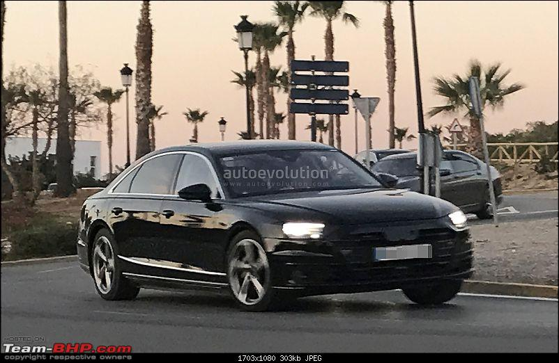 Rumour: Audi A8 to be world's first autonomous car on sale-2018audia8stripsdowntominimalcamouflage116859_1.jpg