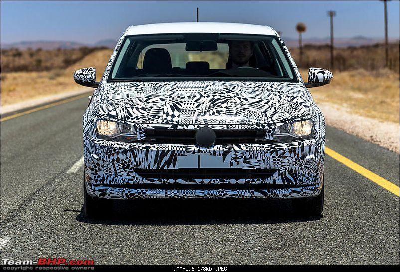 Details of the next-generation Volkswagen Polo emerge. EDIT: Unveiled in Berlin-vwpoloac300_0.jpg