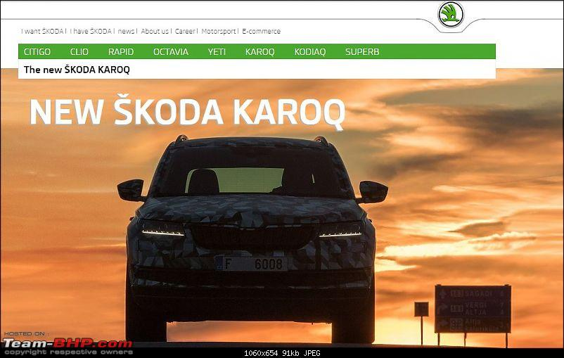 Next-gen Skoda Yeti coming in 2018. EDIT: Named Karoq-222.jpg