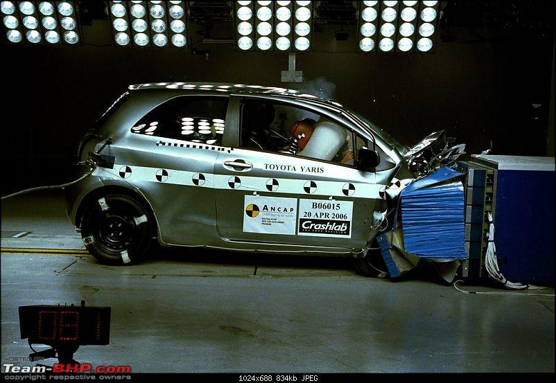 How safety has evolved! ANCAP crash test of 1998 vs 2015 Toyota Corolla-yaris-ancap.jpg